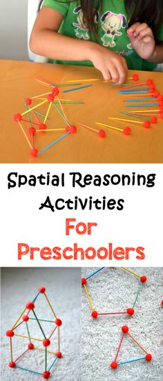 spatial reasoning activities for preschoolers