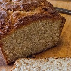 Cake-Mix-Banana-Bread: This turned out very good. I used white cake mix and it tasted a bit more like cake than I would have liked. ;0) (cake for breakfast anyone?) So next time I need a fast use of bananas I will try yellow instead. But we gobbled 2 loaves and enjoyed every bite!