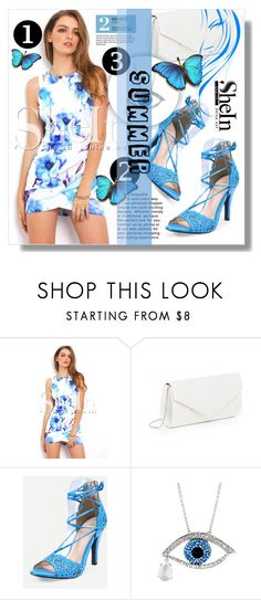 """""""SheIn Contest"""" by queen-amra ❤ liked on Polyvore featuring Garance Doré and shein"""