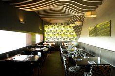 Fancy!! Restaurant interior Restaurant interior design Ceiling design