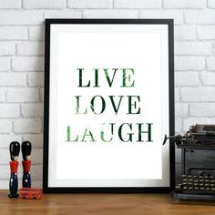 #167 A4 High Quality Art Print Inspirational Quote Poster Typography Decoration  | eBay