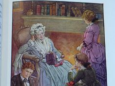 Louisa May Alcott and the Wise Woman