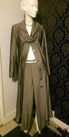 Robe Orientale abaya hijab chic tailleur pantalon 42 - vinted.fr