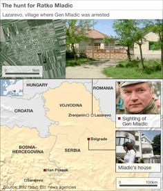 26 May 2011, Ratko Mladic was finally extradited by Serbia to the International Criminal Tribunal of the Former Yugoslavia (ICTY), 16 years after the initial extradition request.