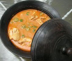 Groundnut (peanutbutter) soup! Sigh! Ghana I love you... I am making this tomorrow too!