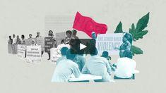 Worker-driven Social Responsibility: Beyond the Headlines Korn, Motion Video, Motion Graphics, Info Graphics, Sound Design, 3d Animation, Motion Design, Graphic Design Inspiration, Digital Illustration