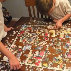 Put a Puzzle Togther