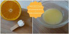D I Y: maseczka z sody oczyszczonej i soku pomarań...