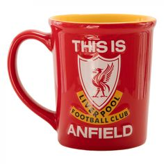 LFC This is Anfield Jumbo Mug | Accessories | Liverpool FC Official Store