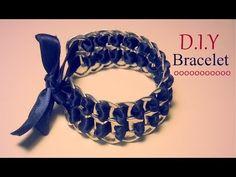 En vidéo: Création de bracelet avec capsules de canettes et ruban - Astuces Bricolage