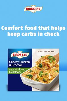 The delicious and easy way to enjoy a family favorite, with all the benefits of riced cauliflower and 16g net carbs per serving.​ Low Carb Recipes, Beef Recipes, Recipies, Vegan Recipes, Cooking Recipes, Marlboro Coupons, Lip Artwork, Diabetic Menu, Cuphead Game