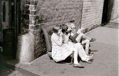 Gorbals, Glasgow, 19 April 1960