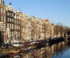 canal-singel.jpg (400×328). El más antiguo de Amsterdam.