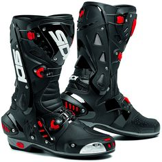 Sidi Vortice Motorcycle Boots Description: The Sidi Vortice Vernice Motorcycle Boots are packed with features.. Specifications include Upper in Lorica Lined with air Teflon mesh Replaceable Shin Plate Zipper elastic panel ... http://bikesdirect.org.uk/sidi-vortice-motorcycle-boots-6/