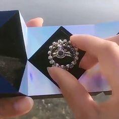 Puzzle Jewelry, Jewelry Box, Cute Jewelry, Jewelery, Ring Bracelet, Bracelets, Gogeta E Vegito, Adjustable Ring, Cool Gadgets To Buy