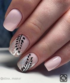 130 Beautiful Manicure Nails For Short Nails Design Ideas -Square & Almond Nails Almond nails Nail Art Designs Videos, Short Nail Designs, Stylish Nails, Trendy Nails, Nail Manicure, Nail Polish, Hello Nails, Nagel Gel, Cute Acrylic Nails