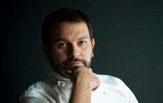 Enrique Olvera at Locavore Eating: Fad or Future at Voyager Estate