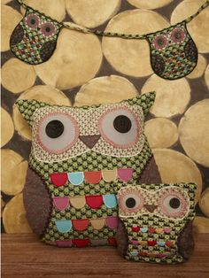 View our full range of Green Owl products. Cushion £16.25