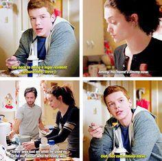 Ian, Fiona & Jimmy-Steve lol