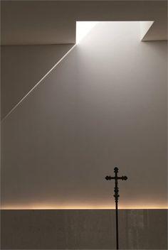 Nuova aula liturgica Chiesa di San Floriano - International Prize for #Sacred #Architecture 2012 - 3rd place - Gavassa (Reggio Emilia), Italy - 2011 - Silvia Fornaciari