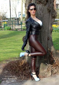 Lady Annabelle 4 (Video) (LEATHER LEATHER LEATHER)