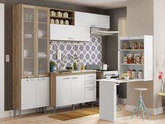 Cozinha Completa Multimóveis Toscana com as melhores condições você encontra no site do Magazine Luiza. Confira!