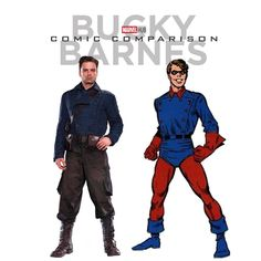 Post with 6270 votes and 145591 views. Tagged with comics, marvel, livewirians, clandoto; Marvel Comics, Marvel Comic Books, Marvel Heroes, Marvel Avengers, Marvel Universe Characters, Marvel Comic Universe, Comics Universe, Bucky Barnes, Super Hero Outfits