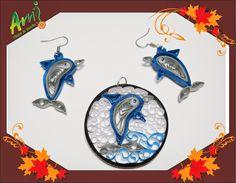 Ami Floare la Ureche: Quilled dolphins