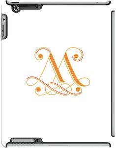 """""""M"""" by Jessica Hische for the iPad 3rd gen Deflector"""