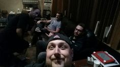 Chillin at A Soundhouse Studio in Seattle WA! Recording our new EP!!! #SixTwoSeven @SixTwoSeven_DC