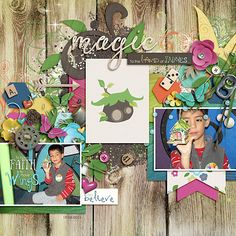 Layout using {Fairy Flutter} Digital Scrapbook Kit by Dream Big Designs available at Scrap Orchard http://scraporchard.com/market/Fairy-Flutter-Bundle-Digital-Scrapbook.html #digitalscrapbooking #digiscrap #dreambigdesigns