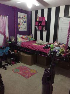 Jasmine's teen girl room