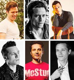Seamus Dever Damn that man's hot! Hot Men, Hot Guys, Seamus Dever, Castle Tv Shows, Tv Actors, Detective, Castles, Beautiful Men, It Cast