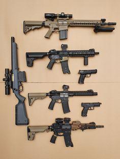 Zombie Weapons, Weapons Guns, Shotguns, Firearms, Weapon Storage, Ar Build, Extra Work, Custom Guns, Cool Guns