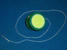 Yo-yo infantil (Ensaimada Malabar)
