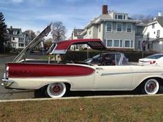 classic 1957 ford skyliner photos - Bing images