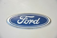Terrific Value Ford Oval Auto Pin, 1999 Ford Pin