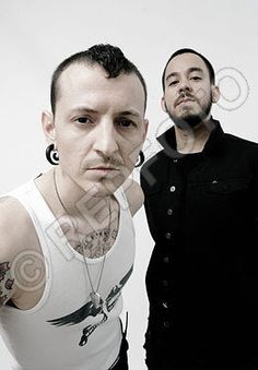 Linkin Park  Chester Bennington & Mike Shinoda