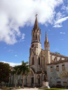 Iglesia Sagrado Corazón de Jesús  Bücherreisen: Cuba - Camagüey
