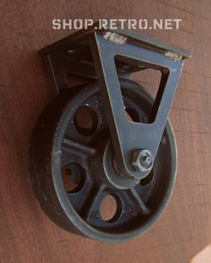 """Factory 6"""" casters"""