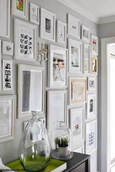 Styling With Monochrome Frames
