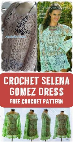 110+ Free Crochet Patterns for Summer and Spring - DIY & Crafts