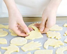 Plain and Simple Sugar Cookies Today's Parent - Recipes