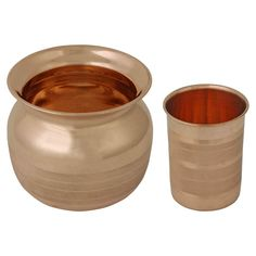 Ayurveda Copper Lota Glass Set with Health Benefits for Family (Luxury)