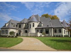 For when you wanna be a princess living in a castle- Home and Garden Design Idea's
