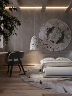 The Wabi Sabi living trend: what makes Japanese aesthetics so appealing? - The Wabi Sabi living trend: what makes Japanese aesthetics so appealing? Wabi Sabi, Living Room Decor, Bedroom Decor, Dining Room, Interior Architecture, Interior Design, Interior Minimalista, Japanese Interior, Luxurious Bedrooms