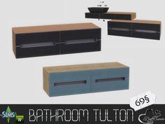 BuffSumm's Tulton Bathroom 'Under the Sink' Shelf