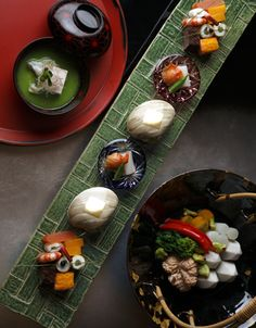 Photo: Japanese Dishes | 日本料理