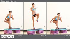 Feel This Moment - Insanity Challenge   The DailyHiit