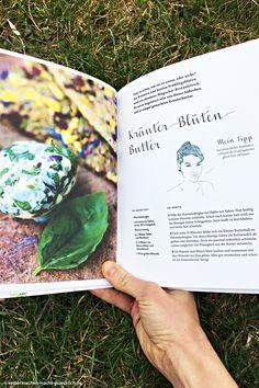 """Lesetipp """"Mein kreativer Stadtbalkon"""" – Selbermachen macht glücklich – DIY, Nähen, Biogarten"""